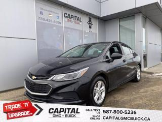 Used 2017 Chevrolet Cruze LT SUNROOF HEATED SEATS REMOTE START, 2 SETS OF TIRES for sale in Edmonton, AB
