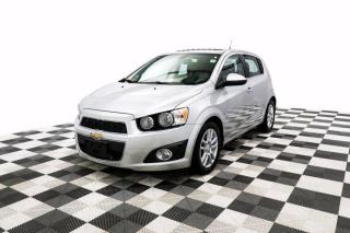 Used 2013 Chevrolet Sonic LT for sale in New Westminster, BC