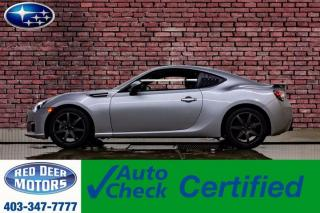 Used 2013 Subaru BRZ Sport Tech Leather Manual for sale in Red Deer, AB