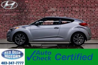Used 2016 Hyundai Veloster SE BCam for sale in Red Deer, AB