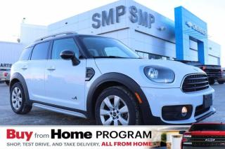 Used 2019 MINI Cooper Countryman Cooper- AWD, Bluetooth, Panoramic Sunroof, Back Up Camera for sale in Saskatoon, SK