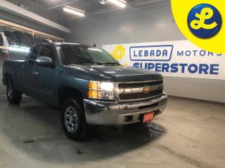Used 2013 Chevrolet Silverado 1500 LS Cheyenne Edition 4WD Ext Cab * 4.8L SFI flex fuel V8 (Vortec) * Tonneau Cover * 6 Passenger * Keyless Entry * Cruise Control * Steering Wheel Contr for sale in Cambridge, ON