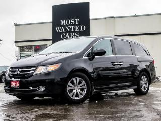 Used 2016 Honda Odyssey EX-L for sale in Kitchener, ON