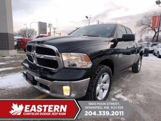 Used 2017 RAM 1500 SLT | 1 Owner | No Accidents | Remote Start | for sale in Winnipeg, MB