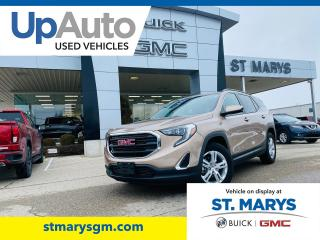 Used 2018 GMC Terrain SLE for sale in St. Marys, ON