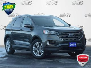 Used 2019 Ford Edge SEL FWD | HEATED STEERING WHEEL | POWER LIFTGATE |  NAVIGATION | for sale in Waterloo, ON