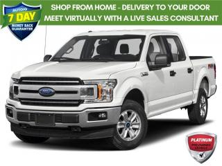 Used 2018 Ford F-150 CREW CAB | XLT | SPECIAL EDITION | 5.0 L| 5.5 BOX | APPLE CARPLAY/ANDROID AUTO for sale in Waterloo, ON