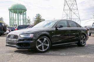 Used 2016 Audi A4 2.0T Progressiv plus PROGRESSIV + for sale in Stittsville, ON