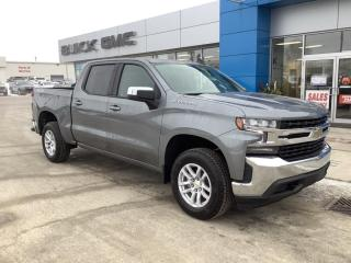 New 2021 Chevrolet Silverado 1500 LT for sale in Listowel, ON