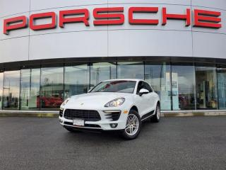 Used 2015 Porsche Macan S for sale in Langley City, BC