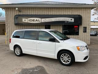 Used 2016 Dodge Grand Caravan SXT for sale in Mount Brydges, ON