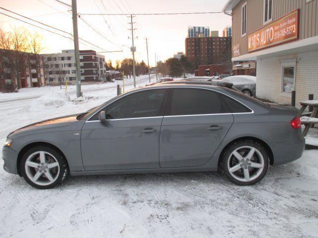 2012 Audi A4 2.0T Premium AWD