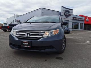Used 2012 Honda Odyssey EX-L for sale in St. Catharines, ON