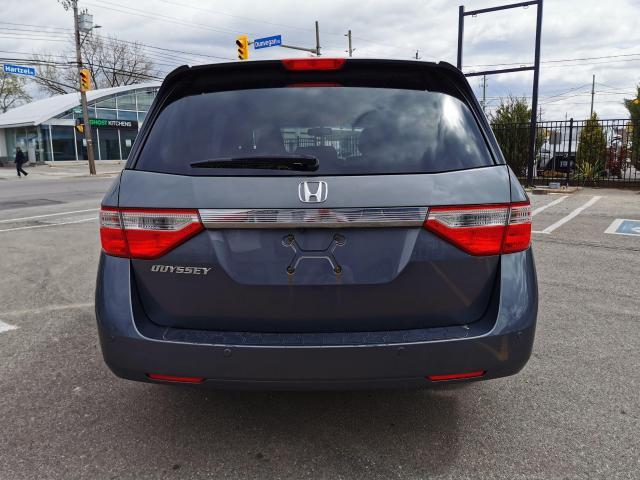 2012 Honda Odyssey EX-L Photo5