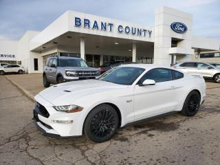 New 2020 Ford Mustang GT Premium for sale in Brantford, ON