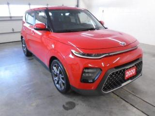 Used 2020 Kia Soul EX PREMIUM for sale in Owen Sound, ON