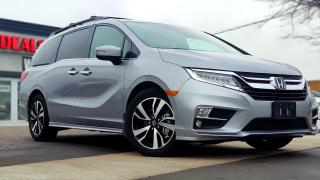 Used 2018 Honda Odyssey Touring for sale in Oakville, ON