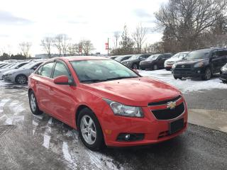 Used 2014 Chevrolet Cruze 2LT for sale in London, ON