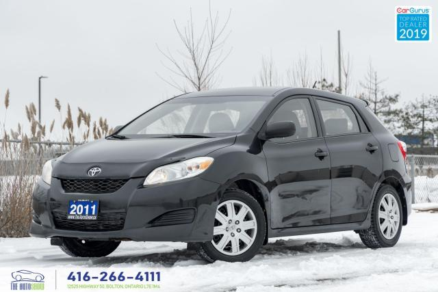 2011 Toyota Matrix Auto|Winter tires|Air|Cruise|