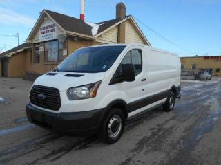 Used 2016 Ford Transit 250 CARGO 3.7L V6 Loaded Divider Shelving Certified for sale in Etobicoke, ON