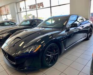 Used 2017 Maserati GranTurismo 2 door for sale in Oakville, ON