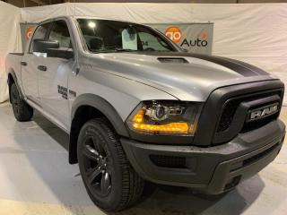 New 2021 RAM 1500 Classic Warlock for sale in Peace River, AB