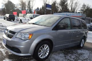 Used 2013 Dodge Grand Caravan SE, Backup camera, DVD, Bluetooth for sale in Richmond Hill, ON