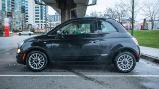 Used 2012 Fiat 500 C LOUNGE CABRIO for sale in Vancouver, BC