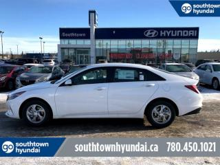 New 2021 Hyundai Elantra Essential A/T - 2.0L Cruise, Heated Seats, Backup Cam for sale in Edmonton, AB