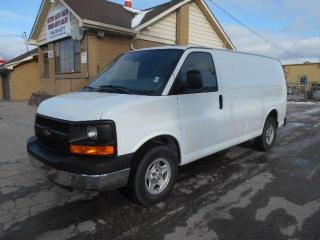 Used 2007 Chevrolet Express 1500 CARGO 4.3L V6 Barn Doors ONLY 43,000 KMs for sale in Etobicoke, ON