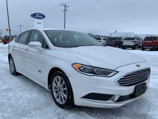 Used 2018 Ford Fusion SE for sale in Harriston, ON