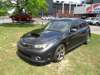 Used 2009 Subaru WRX STI WRX STI ~ HATCHBACK ~ SAFETY INCLUDED for sale in Toronto, ON