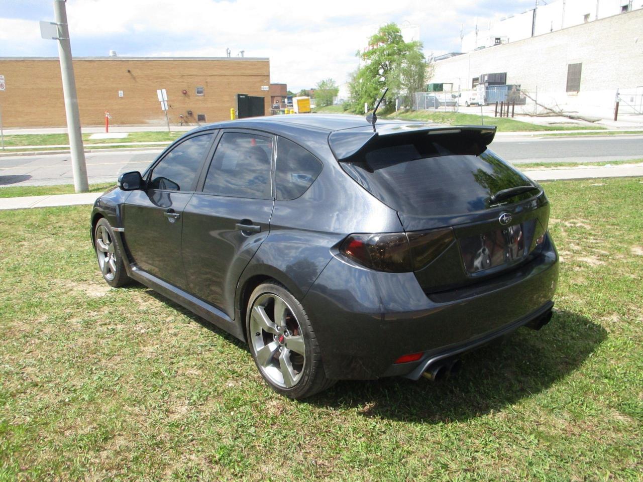 2009 Subaru WRX STI