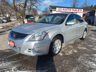 Used 2012 Nissan Altima 2.5 S/Accident Free/Automatic/4 Cylinder/Certifed for sale in Scarborough, ON