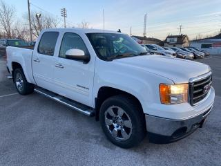 Used 2010 GMC Sierra 1500 SLT ** 4X4, HTD LEATH, TOW PKG ** for sale in St Catharines, ON