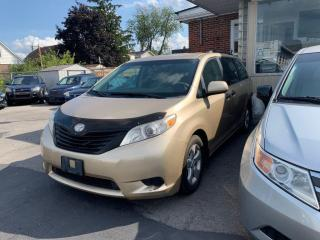 Used 2011 Toyota Sienna for sale in Hamilton, ON