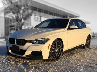 Used 2018 BMW 3 Series 340i xDrive ///M PERFORMANCE EDITION! for sale in Winnipeg, MB