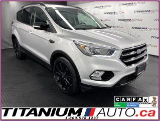 Used 2017 Ford Escape Titanium+Sport+AWD+Pano Roof+GPS+Tow Pkg+Blind Spo for sale in London, ON