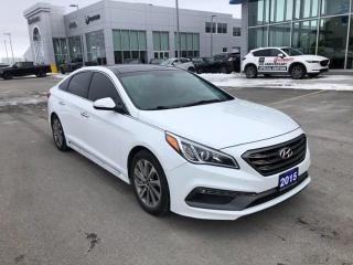Used 2015 Hyundai Sonata Sport Tech for sale in Ottawa, ON