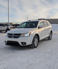 Used 2016 Dodge Journey SXT | $0 DOWN - EVERYONE APPROVED! for sale in Calgary, AB