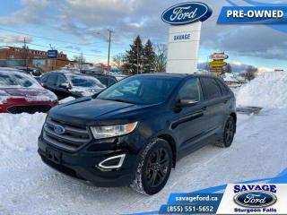 Used 2018 Ford Edge SEL  - One owner - Ex-lease - Keyless Start - $187 for sale in Sturgeon Falls, ON