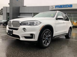 Used 2018 BMW X5 xDrive35i Sports Activity Vehicle ONLY 22,600kms for sale in Surrey, BC