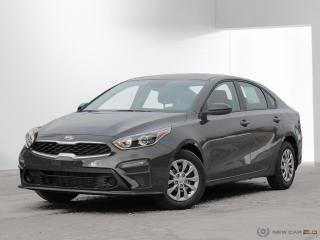 New 2021 Kia Forte Sedan LX MT for sale in Kitchener, ON