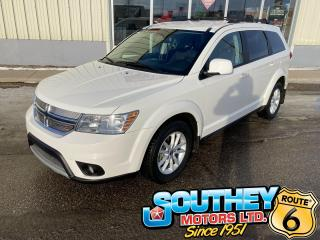 Used 2013 Dodge Journey SXT/Crew for sale in Southey, SK