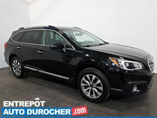 Used 2017 Subaru Outback Touring AWD NAVIGATION - TOIT OUVRANT - A/C - CUIR for sale in Laval, QC