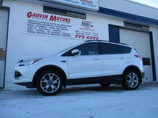 Used 2013 Ford Escape SEL LEATHER PANO ROOF P.HATCH for sale in Swift Current, SK