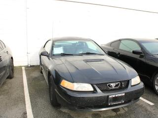 Used 2000 Ford Mustang Base for sale in Surrey, BC