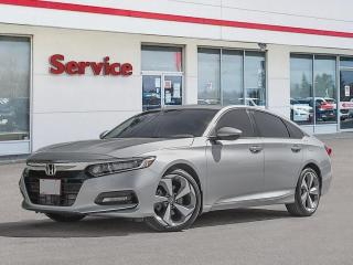 New 2021 Honda Accord Touring for sale in Brandon, MB