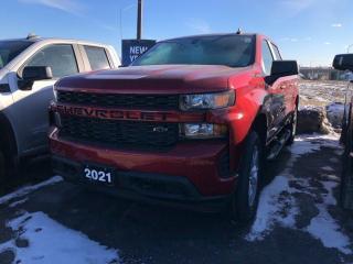 New 2021 Chevrolet Silverado 1500 Custom for sale in Napanee, ON