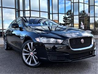 Used 2017 Jaguar XE |AWD|PADDLE SHIFTERS|SUNROOF|MEMORY SEATS|NAVI|REAR VIEW! for sale in Brampton, ON